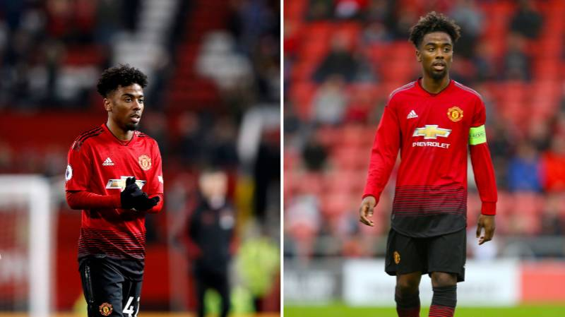 Ole Gunnar Solskjaer Upset Angel Gomes By Saying He Was Too Small
