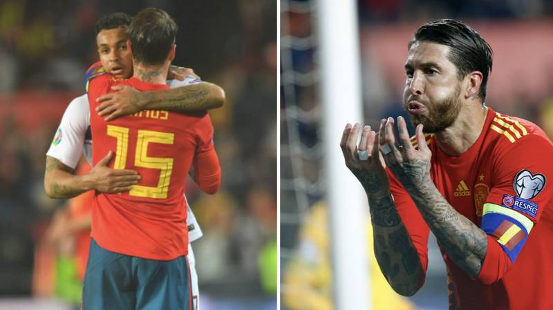 "Sergio Ramos Labelled ""One Of The Nicest Defenders In Football"" And A ""Very Good Sportsman"""