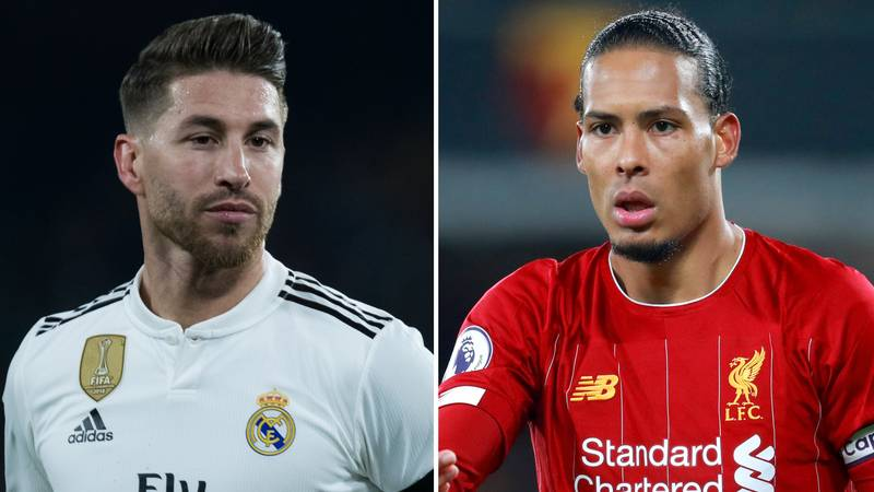 Sergio Ramos And Virgil Van Dijk Name Their Toughest Opponents, Only One Picks Lionel Messi