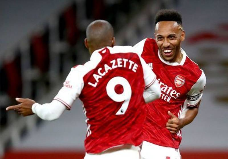 Arsenal Fans Frustrated At Pierre-Emerick Aubameyang Over Social Media Antics
