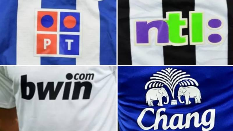 QUIZ: Can You Name The Football Club From Their Kit Sponsor?