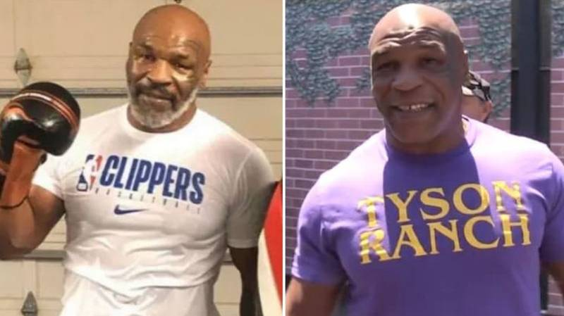 Mike Tyson Reveals He's Aiming For A KO Against Roy Jones Jr