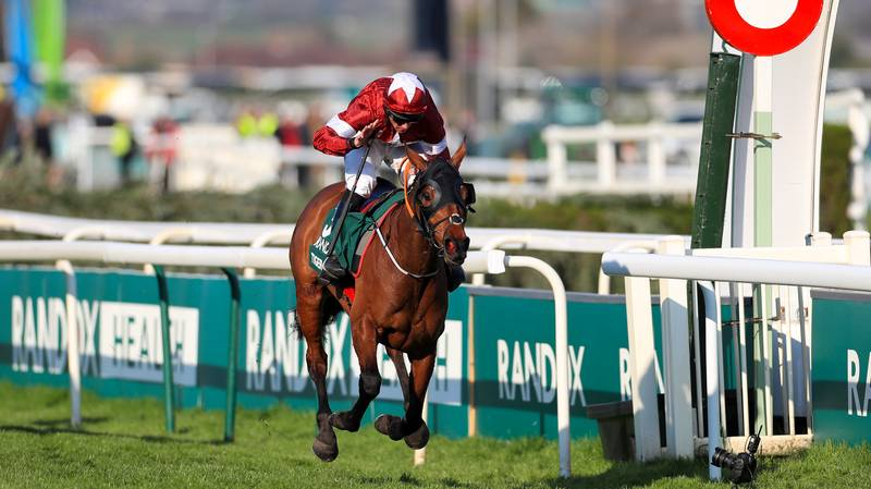 Tiger Roll Has Won The Grand National For The Second Year Running