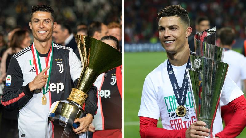 Cristiano Ronaldo Drops Shock Retirement Claim Ahead Of New Season With Juventus