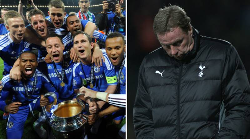 Harry Redknapp Reveals Chelsea's Champions League Win Cost Him A Signing
