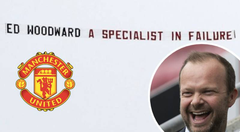 #WoodwardOut Trends On Twitter As Ed Woodward Is Slated By Furious Manchester United Fans