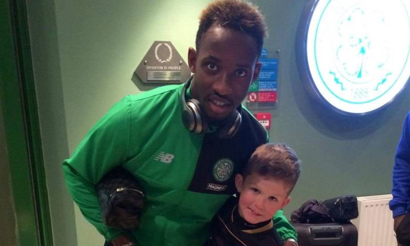 Moussa Dembele Invites Young Celtic Fan to Game After Missing Training Meeting