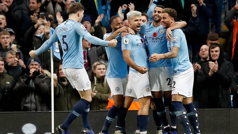 Manchester City Go Back Top After Beating Manchester United 3-1