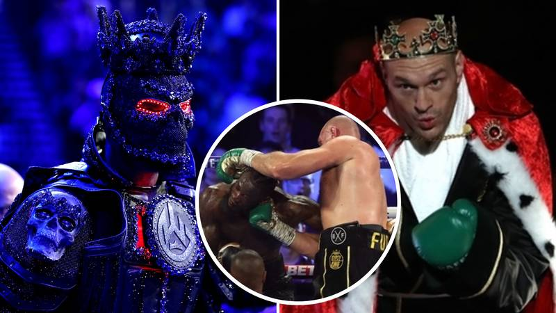 Twitter Thread Exposes All Of Deontay Wilder's 'Excuses' In Both Tyson Fury Fights