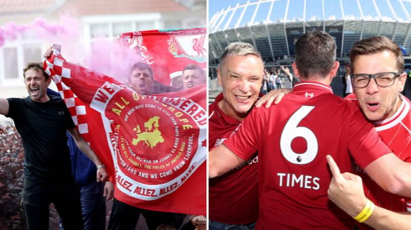 Liverpool Applied To Trademark 'Allez Allez Allez' And 'Six Times'