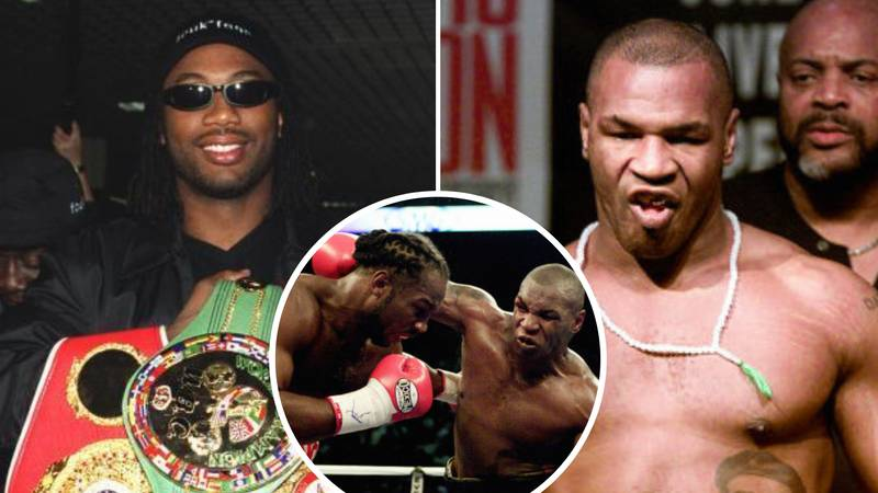 Mike Tyson And Lennox Lewis Both Name Same Boxing Legend As The Toughest Opponent In Their Careers