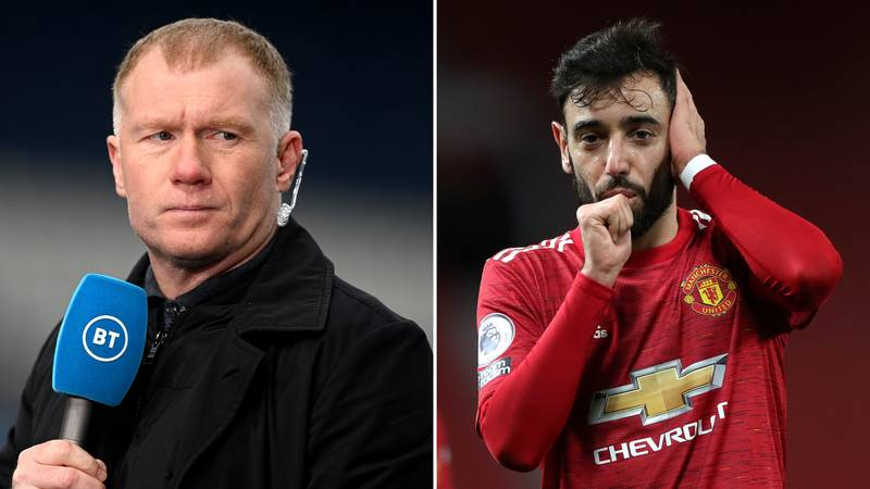 Paul Scholes Explains Why Bruno Fernandes Is A Better Player Than He Ever Was