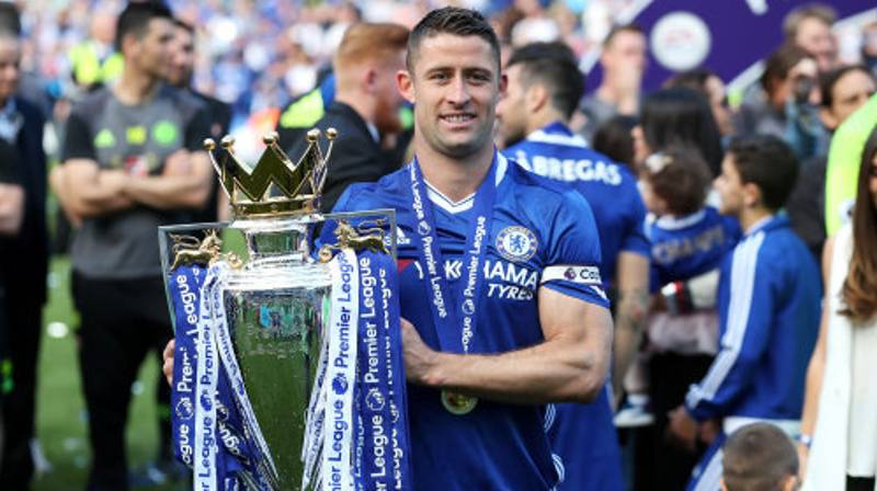 Gary Cahill Is Concerned With Chelsea's Lack Of Transfers