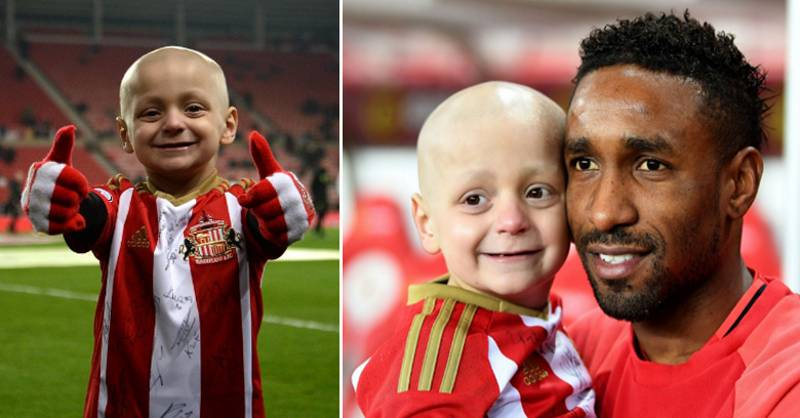 Sad News As Scan Uncovers New Tumour For Bradley Lowery