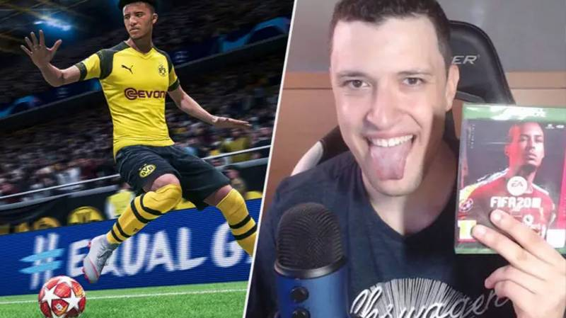 EA Bans 'Abusive' Pro FIFA Player From All Its Games And Online Services