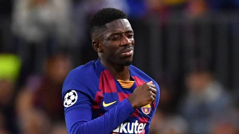 Ousmane Dembele Could Be Available For A Dirt-Cheap Price This Summer