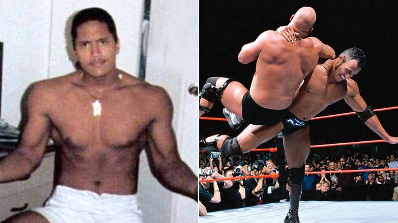The Rock Was Twice Excluded From School For Beating Up Kids Who Said Wrestling Was Fake