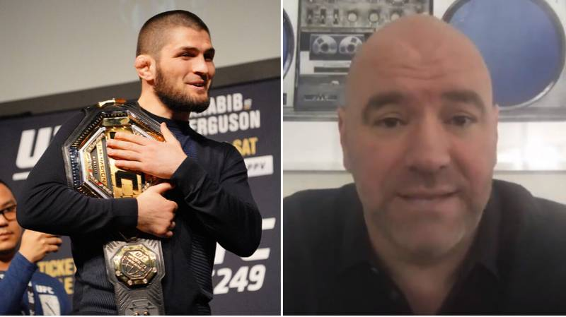 Dana White Gives Major Update On Khabib Nurmagomedov Vs. Tony Ferguson Amid Coronavirus Outbreak