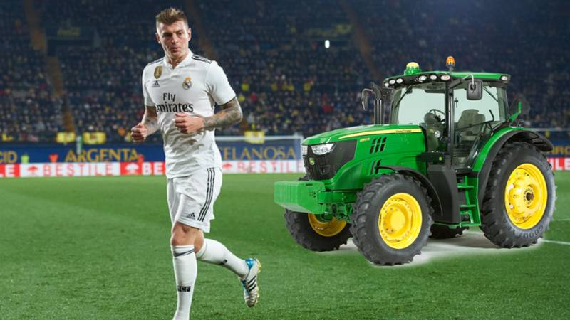 Former Real Madrid Manager Bernd Schuster Calls Toni Kroos 'A Diesel Tractor', He Responds