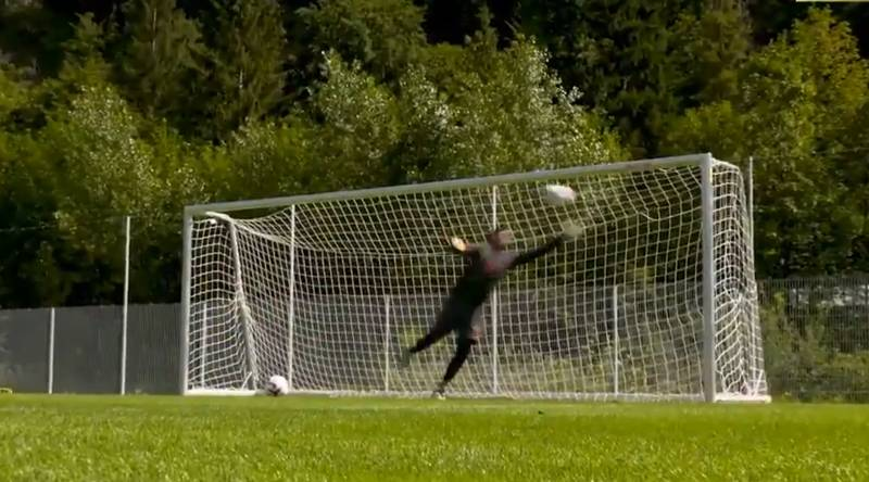 Alisson's Pre-Season Training Routine Is On A Whole Other Level
