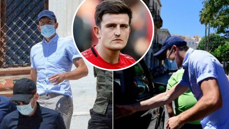 Further Details Of Harry Maguire's Arrest Emerge During Today's Trial