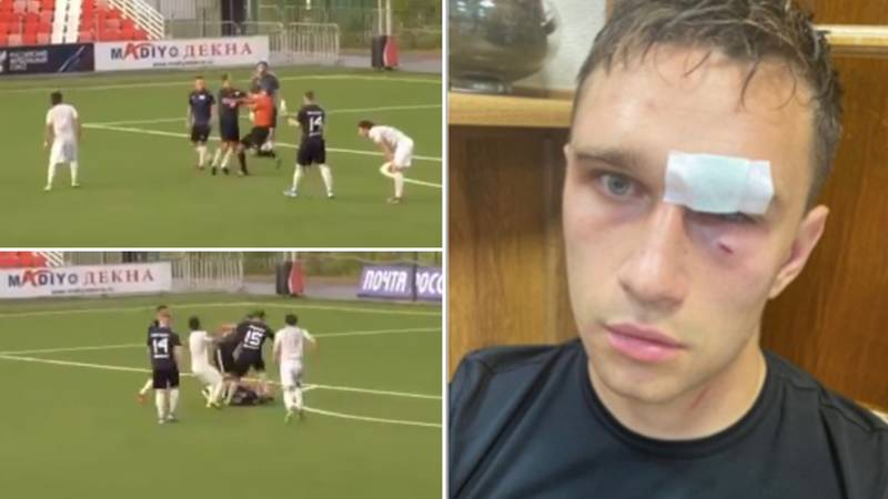 Ex-Russia Captain Roman Shirokov Could Be Tried For Attempted Murder After Sickening Referee Attack