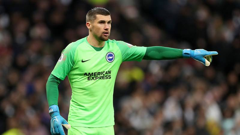 Aussie Goalkeeper Mat Ryan Linked With Move To Strugglers Arsenal