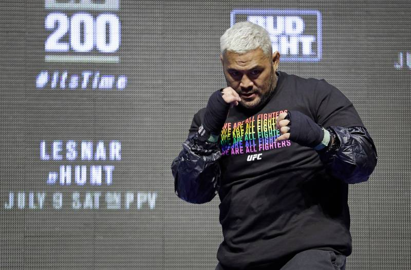 Mark Hunt Launches Ferocious Tirade At UFC And Brock Lesnar