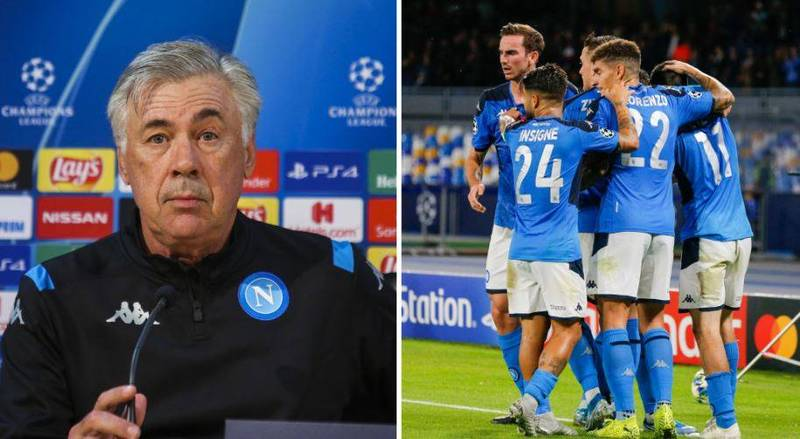 Napoli Set To Take Legal Action Against Own Players Following Mutiny