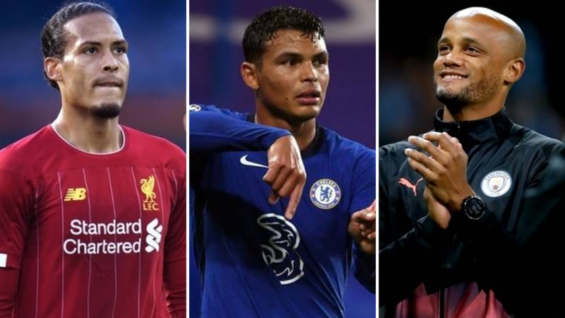 Thiago Silva Is In The 'Same Bracket' As Virgil Van Dijk And Vincent Kompany, Says Frank Lampard
