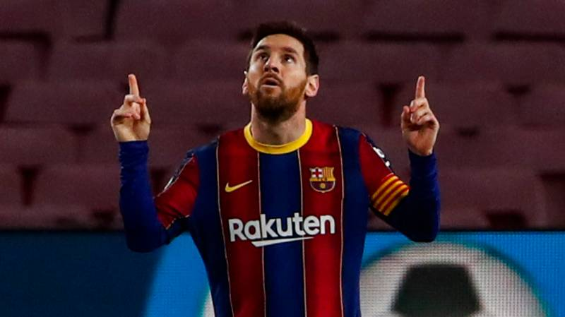 Lionel Messi Is the Most In-Form Player On the Planet Right Now At 33