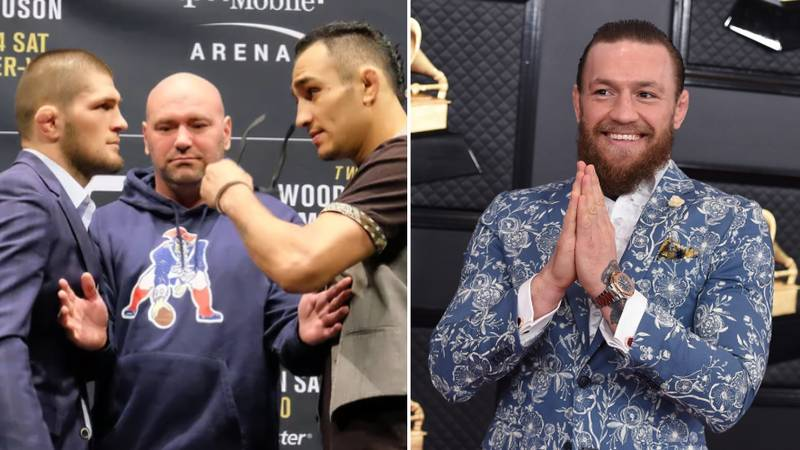 Conor McGregor Will Face The Winner Of Khabib Vs. Ferguson Next, Says Dana White