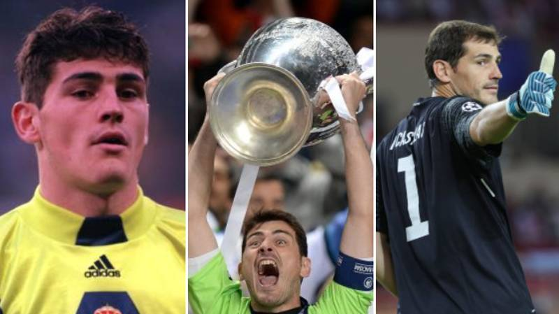 Iker Casillas Becomes The First Player To Play In 20 Champions League Seasons