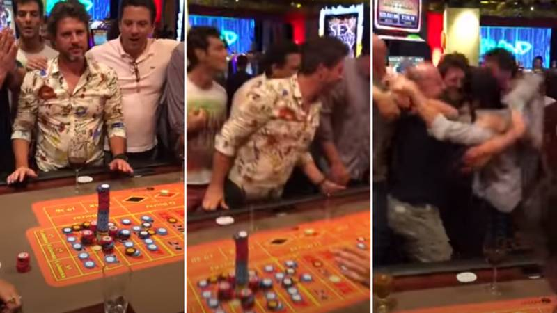 The Amazing Moment A Brazilian Businessman Won £3.5 Million From One Roulette Spin