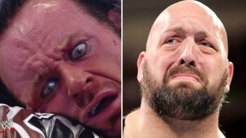 The Undertaker Once Responded To The Big Show With A Picture Of His Balls