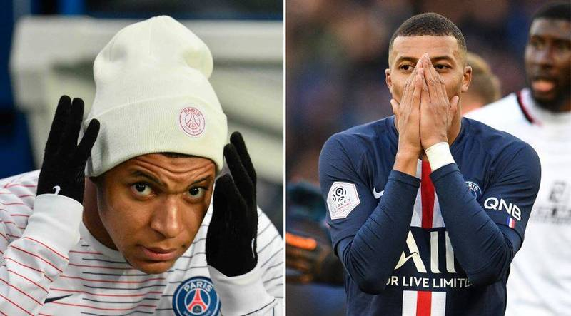 Kylian Mbappe Has Been Tested For The Coronavirus
