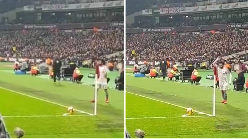 West Ham Open Investigation After Video Of Fan Racially Abusing Mohamed Salah Emerges Online