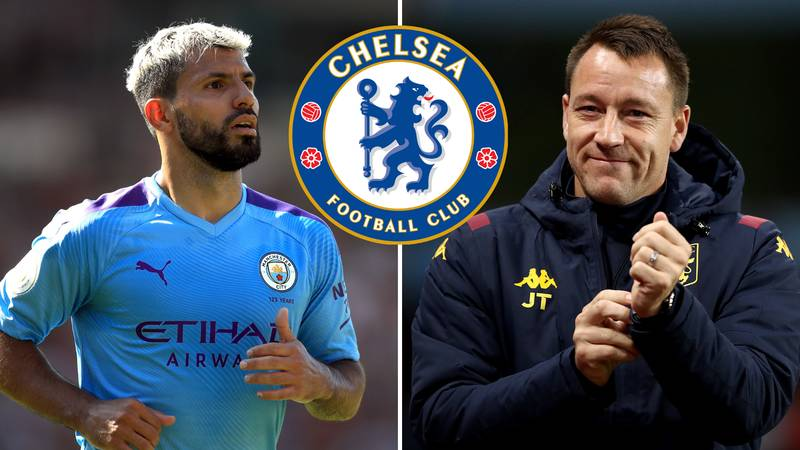 John Terry Blocked Sergio Aguero's Move To Chelsea Before He Signed For Manchester City
