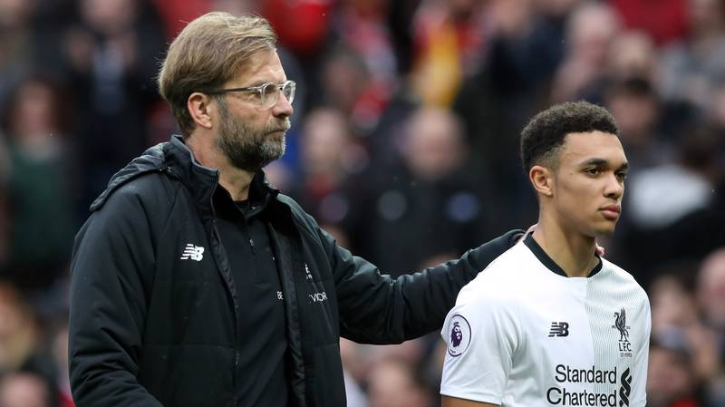 Trent Alexander-Arnold Explains Why His Toughest Game And Opponent Came Against Manchester United