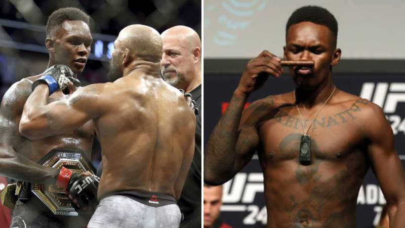 Israel Adesanya Vs Yoel Romero: UFC 248 Salaries For Fighters Have Been Revealed