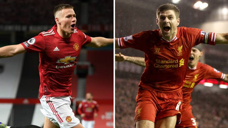 Manchester United Fans Think Scott McTominay Is Going To Be Better Than Steven Gerrard