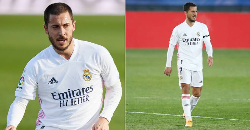 Eye-Watering Cost Of Eden Hazard's Real Madrid Contract Is Revealed