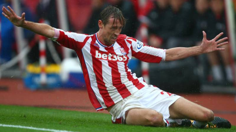 Peter Crouch Has Entered The Guinness Book Of Records