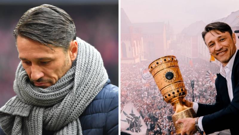 Eintracht Frankfurt Send Classy Message To Niko Kovac After Bayern Munich Departure