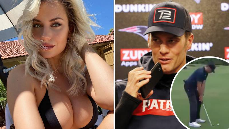 Paige Spiranac Teases Fans With OnlyFans Admission After Tom Brady's Brilliant Chip Shot