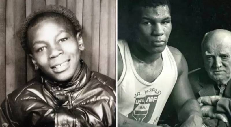Mike Tyson Knocked Out Fully Grown Men As A 12-Year-Old Kid