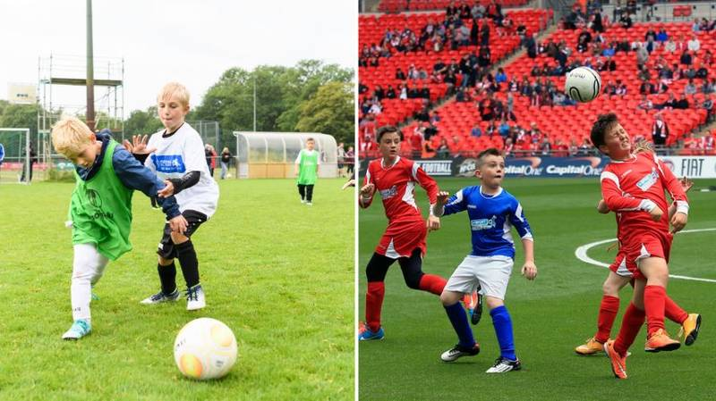 FA Bans Under 12s From Heading In Football Training
