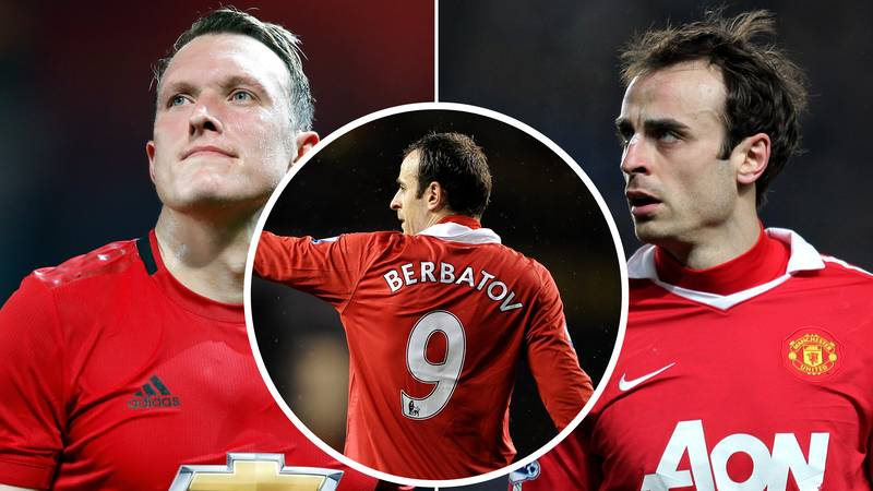 Phil Jones Bizarrely Names Dimitar Berbatov In Defence For His Five-A-Side Team