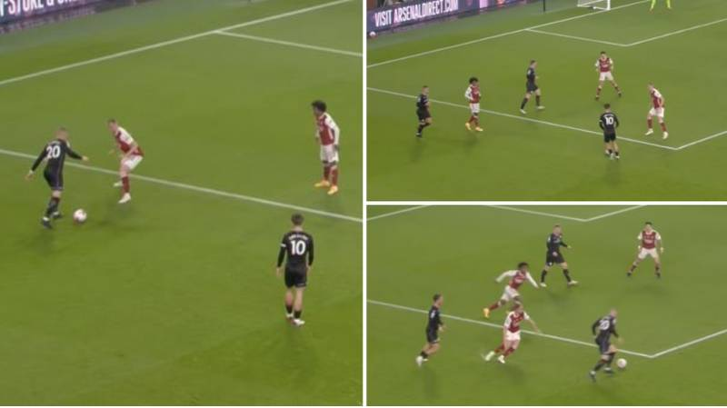 Ross Barkley And Jack Grealish Brutally Toyed With Arsenal's Defence During Aston Villa's 3-0 Win