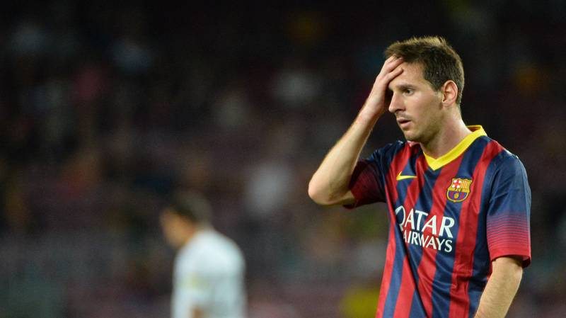 Lionel Messi Skips Compulsory Coronavirus Test At Barcelona's Training Ground